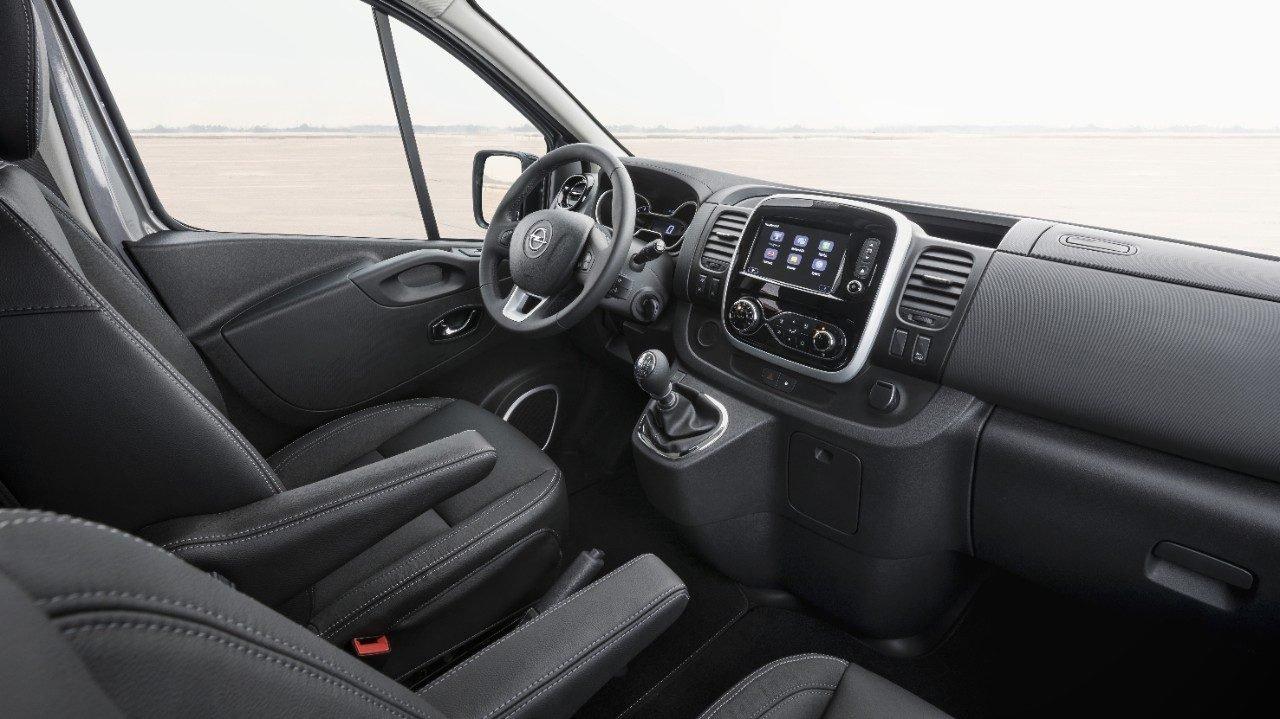 2018 Opel Vivaro