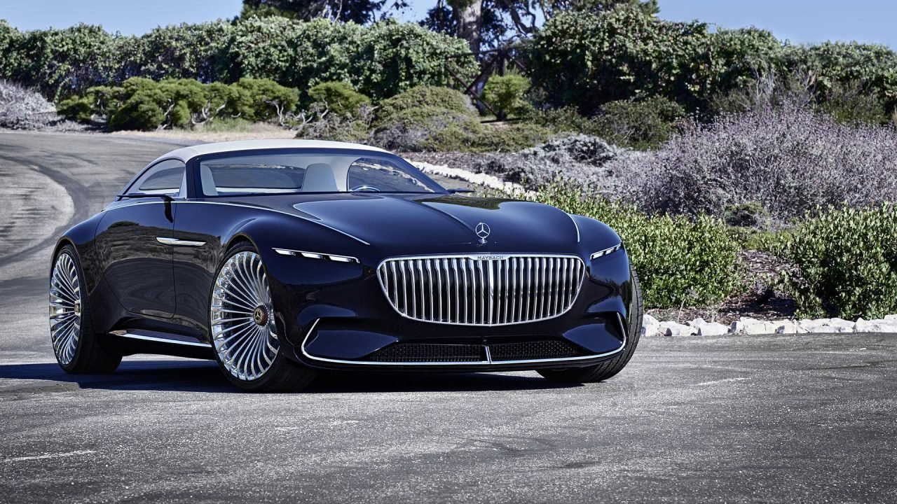 mercedes maybach vision 6 cabriolet concept motofilm. Black Bedroom Furniture Sets. Home Design Ideas