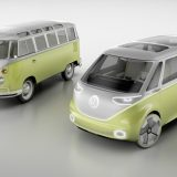 Volkswagen I.D. Buzz Concept