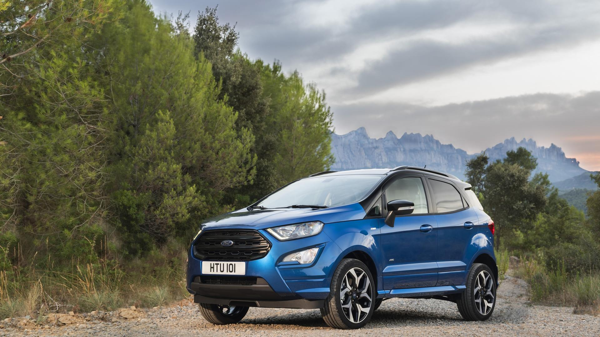 2018 Ford EcoSport