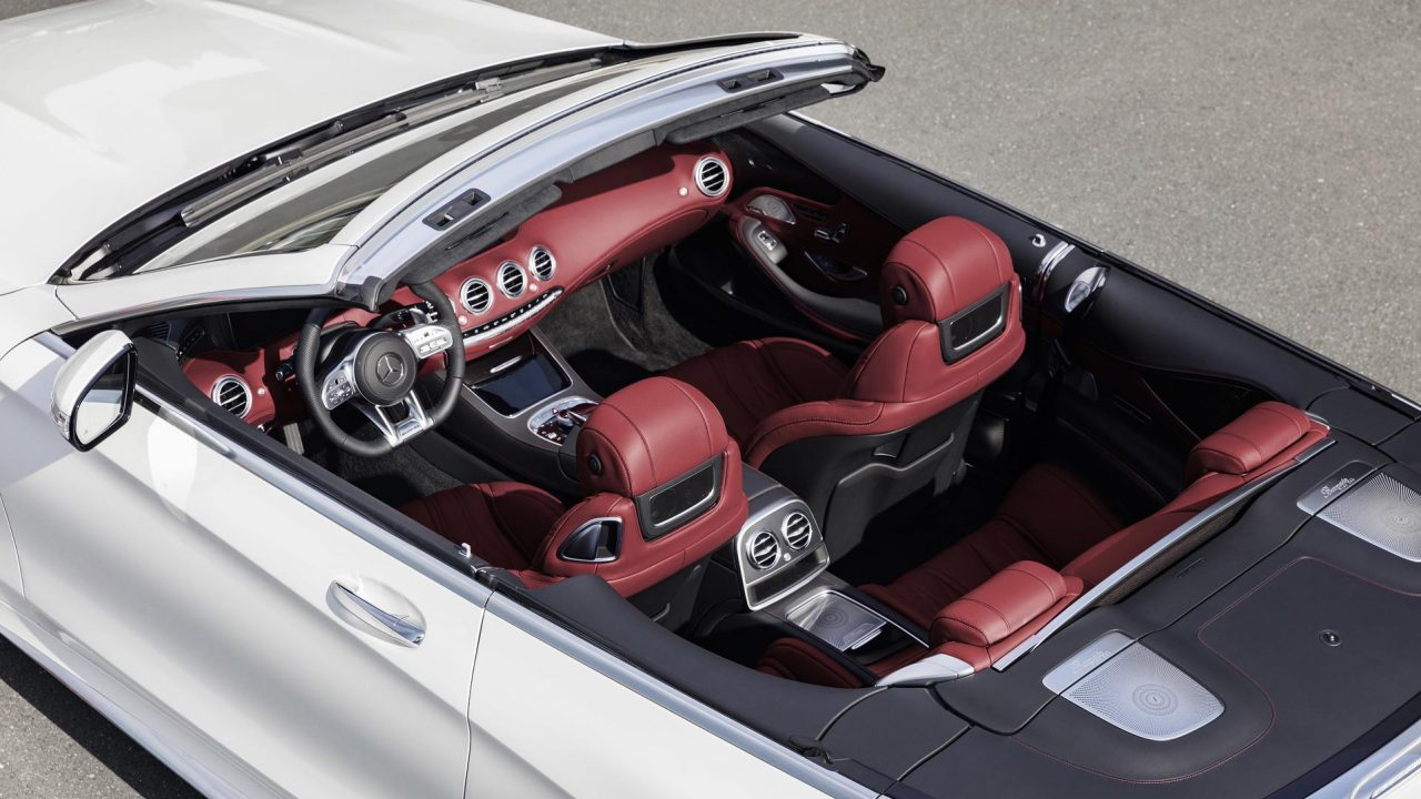Mercedes-AMG S 63 4MATIC+ Cabriolet