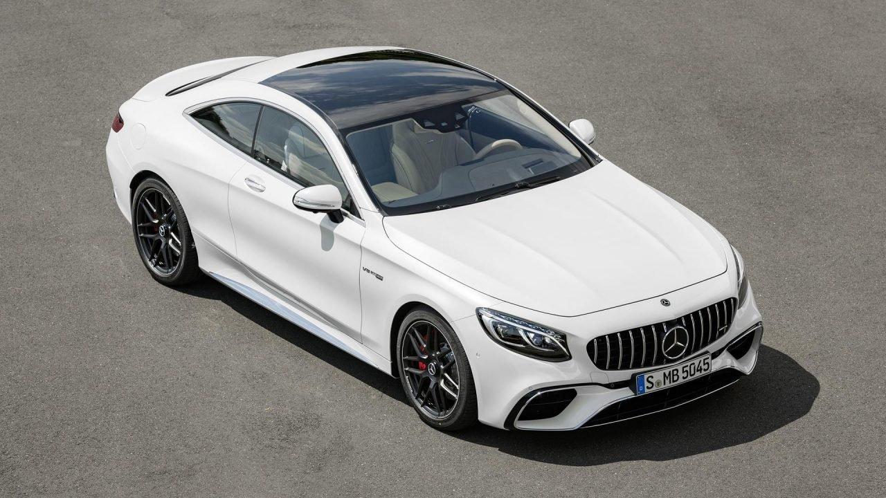 Mercedes-AMG S 63 4MATIC+ Coupé
