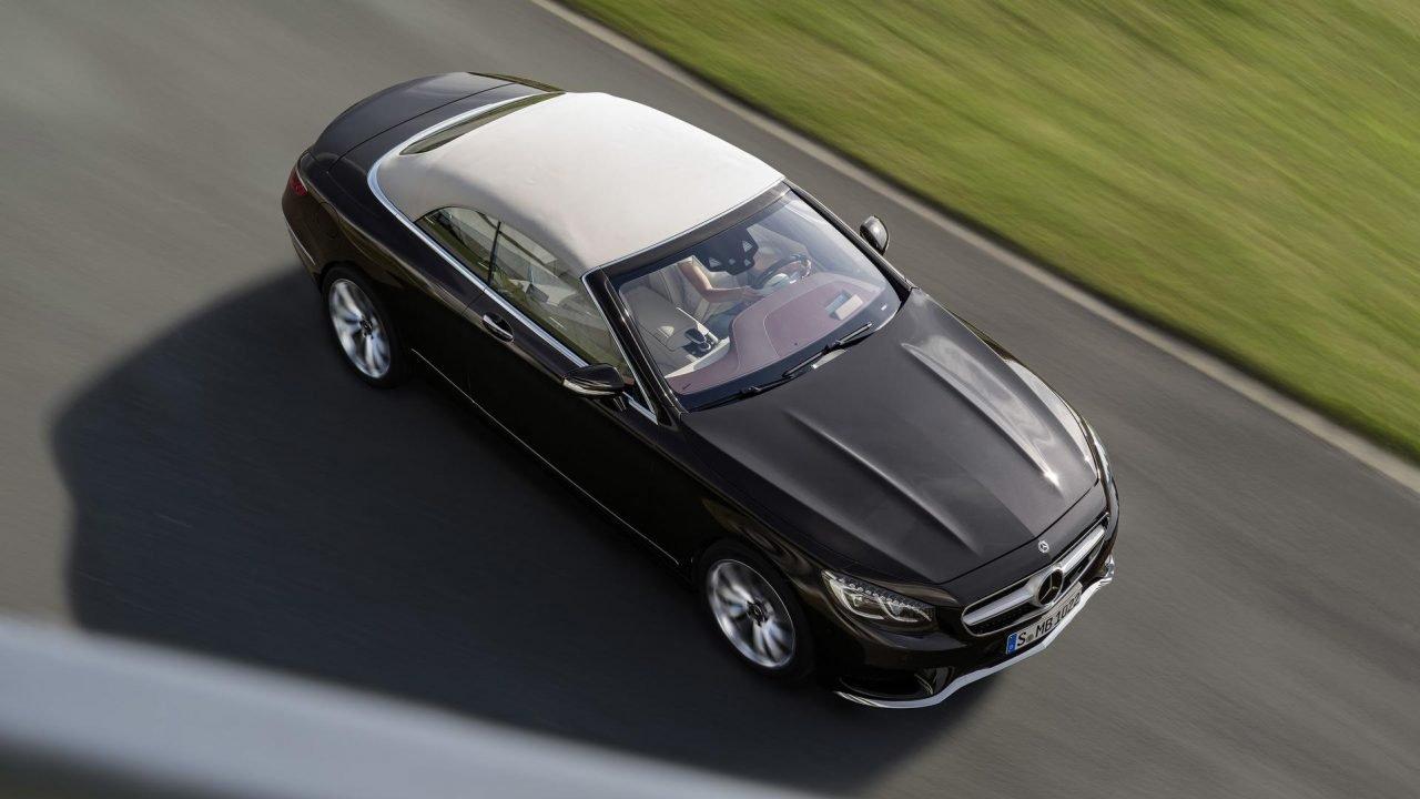 Mercedes-Benz S-Klasse Cabriolet
