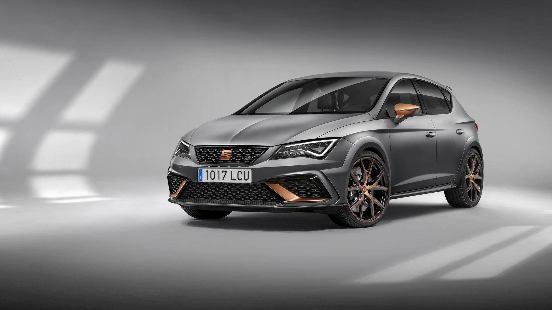 2018 SEAT Leon Cupra R