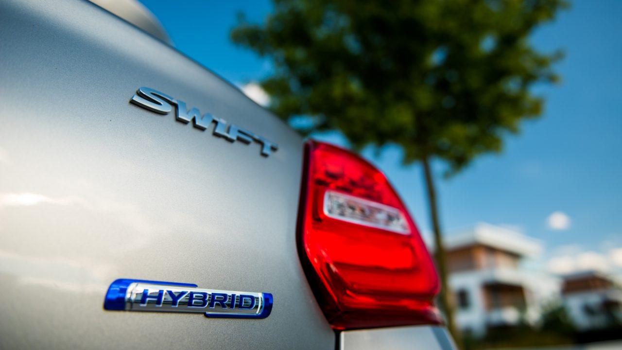 Suzuki Swift 1.2 DualJet Hybrid