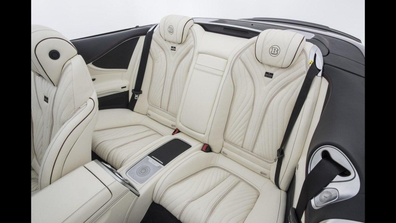 Mercedes AMG S65 Cabriolet Brabus 900