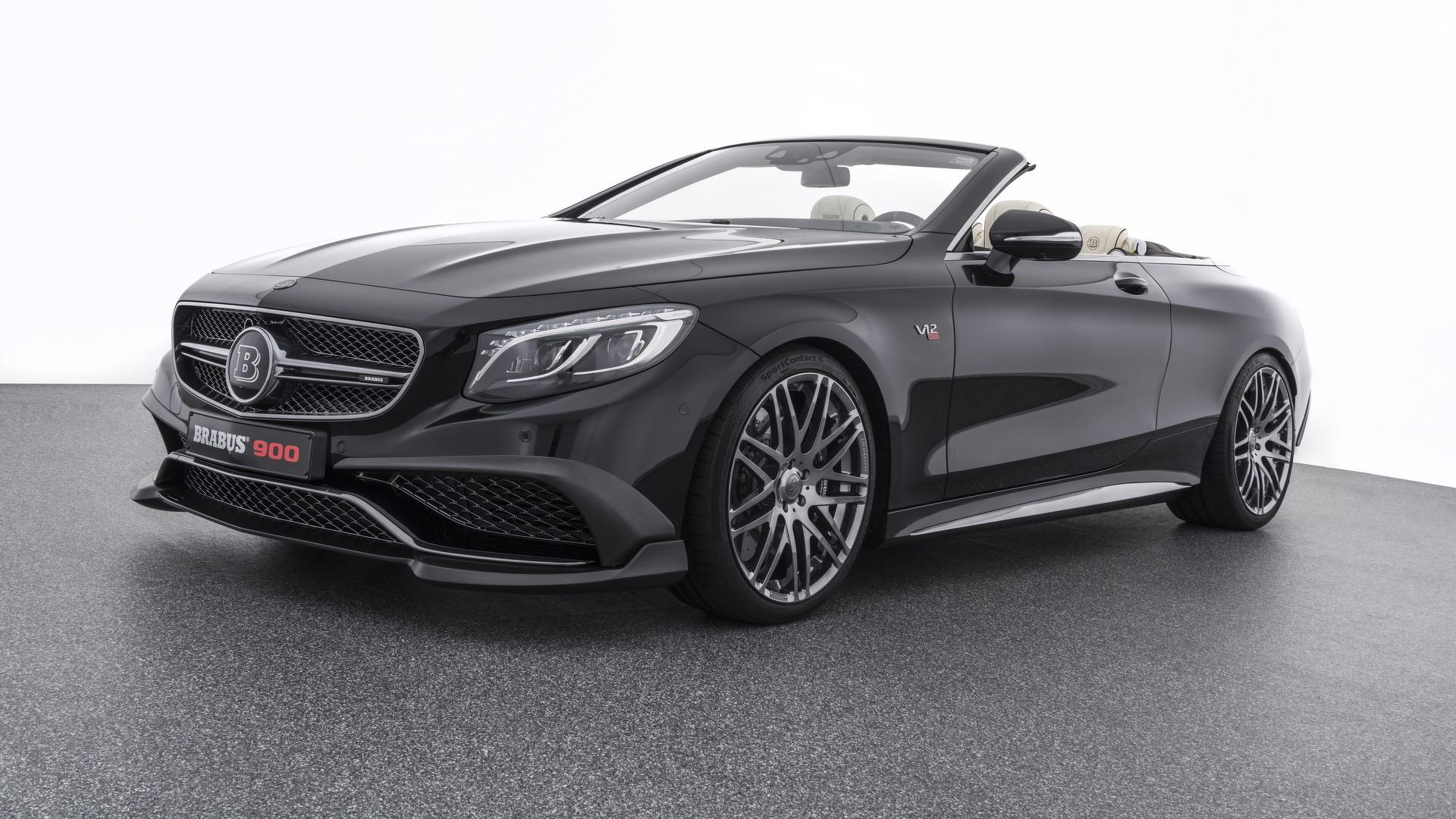 Mercedes AMG S65 Cabriolet Brabus 900