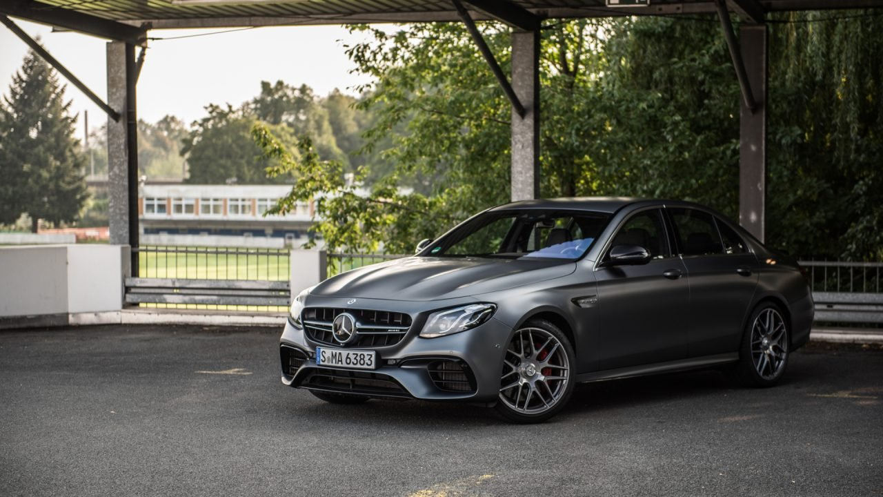 Mercedes-AMG E63 S 4MATIC+