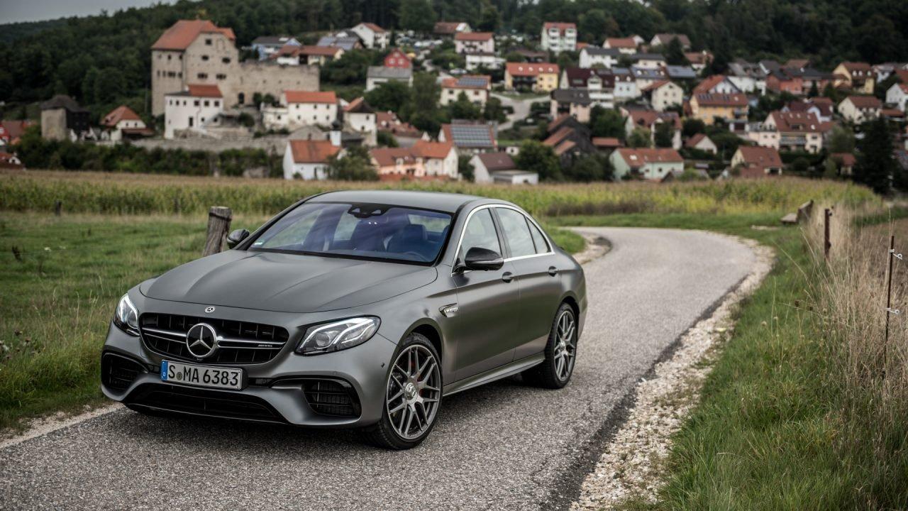 Mercedes-AMG E63 S 4MATIC+