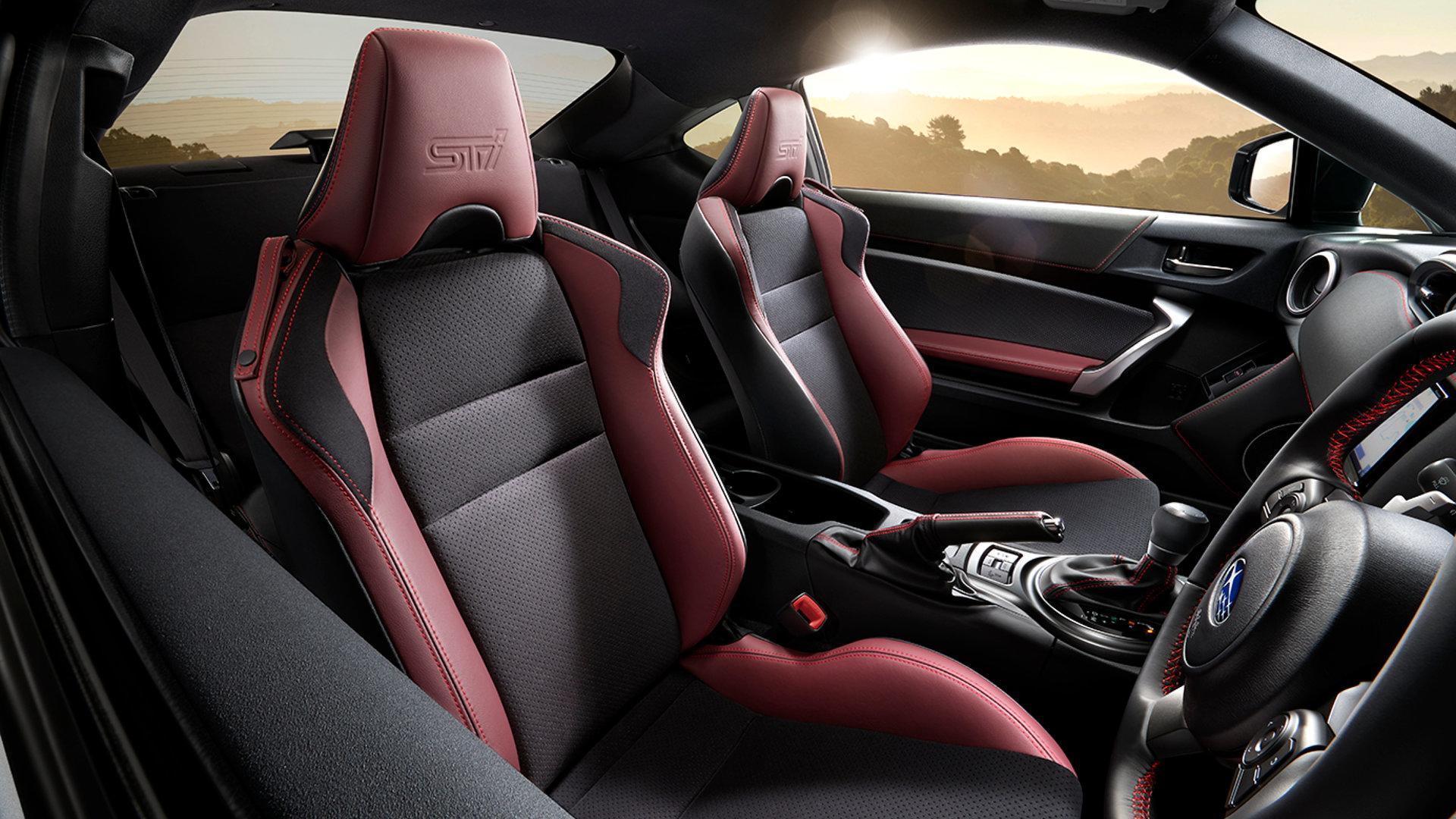 Subaru Impreza S208 I Brz Sti Sport Oficjalnie Motofilm