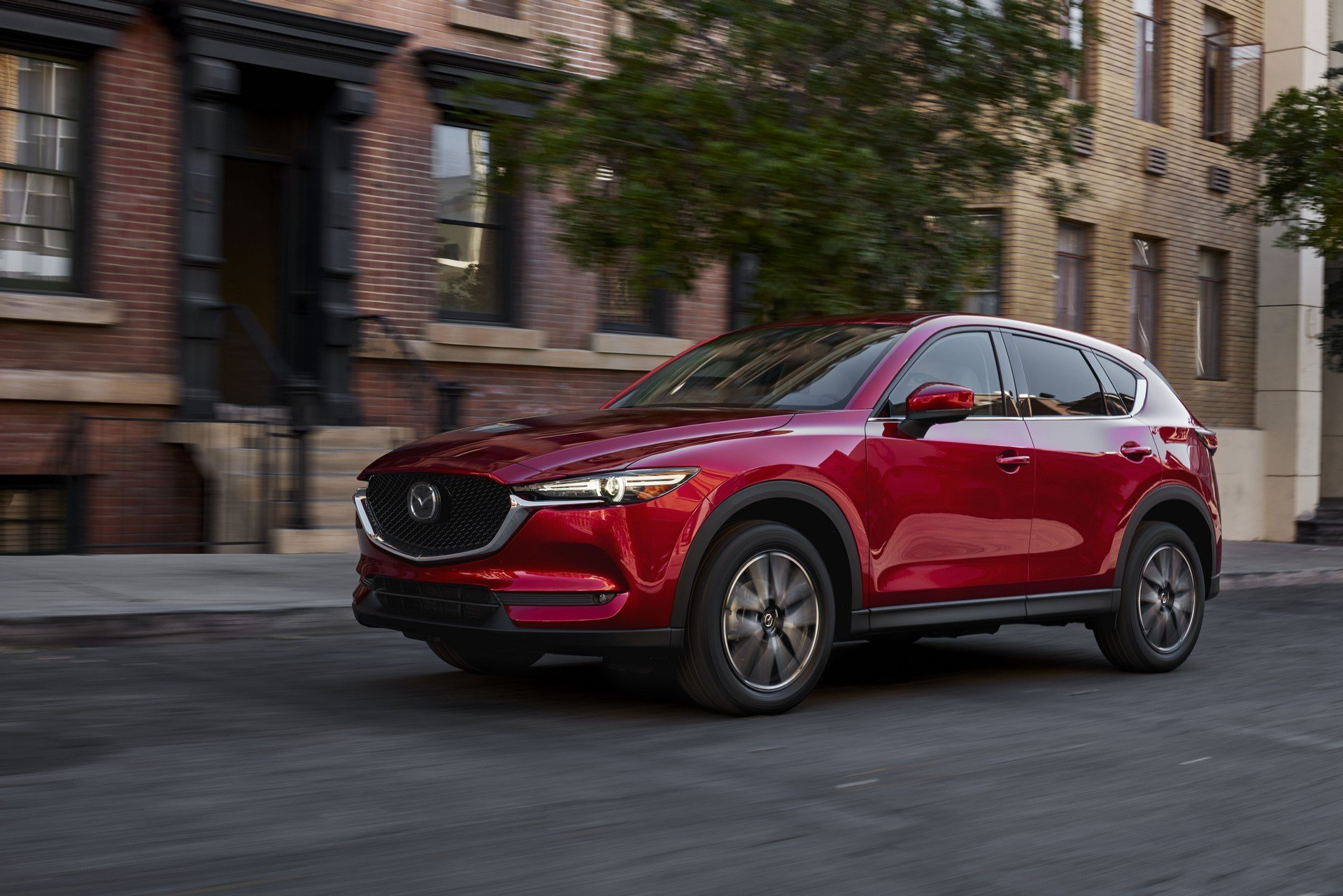 Nowa Mazda CX-5