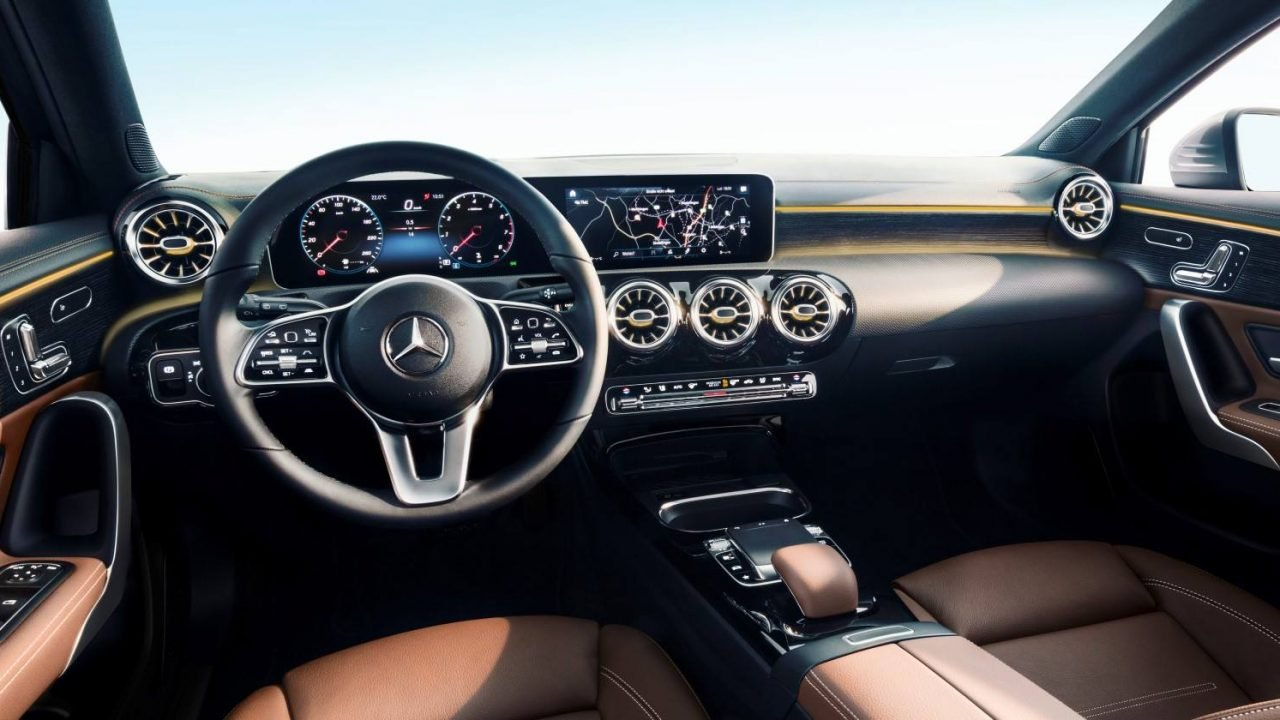 2018 Mercedes-Benz Klasy A