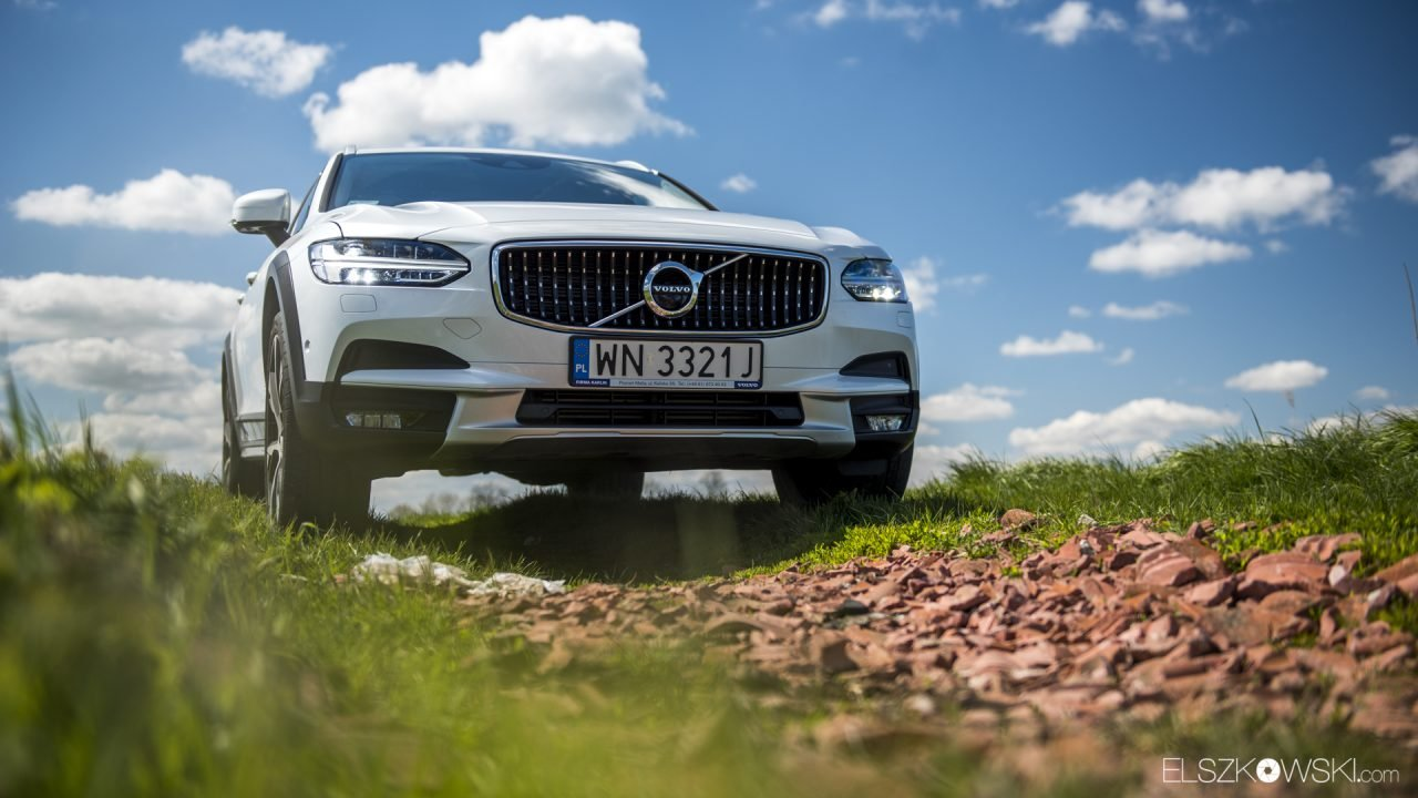 Volvo V90 Cross Country T6 AWD