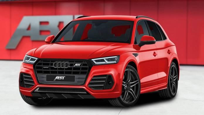 Audi SQ5 ABT 2017