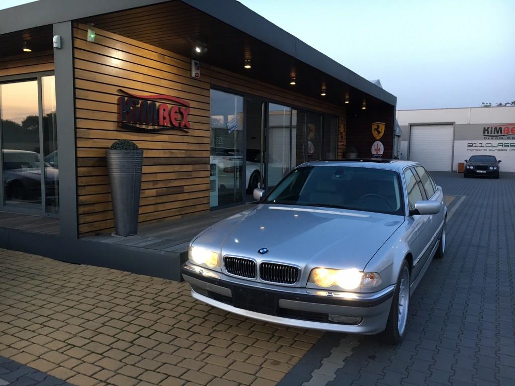 750i L7 Extra Long BMW