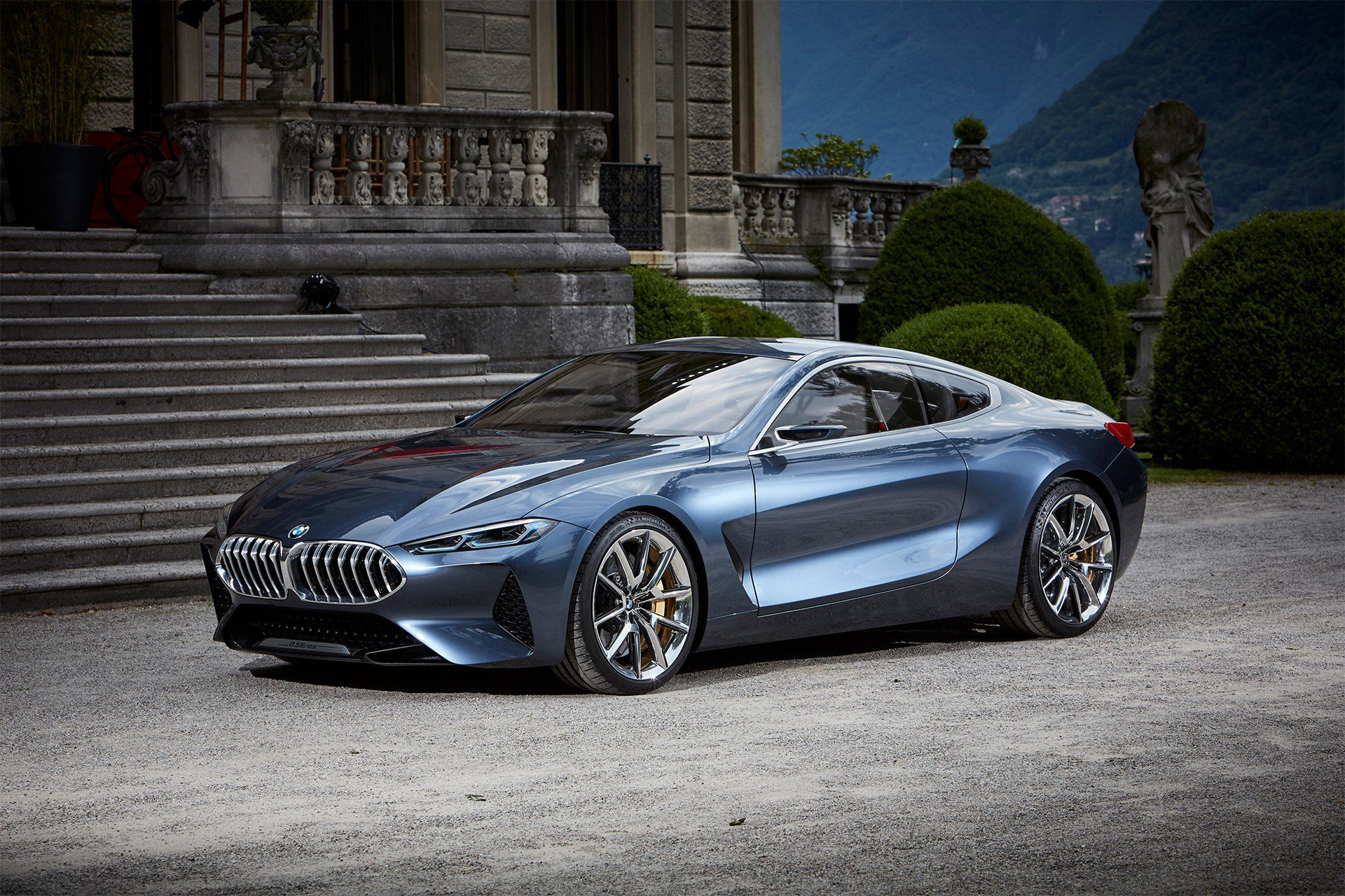 BMW serii 8 Concept