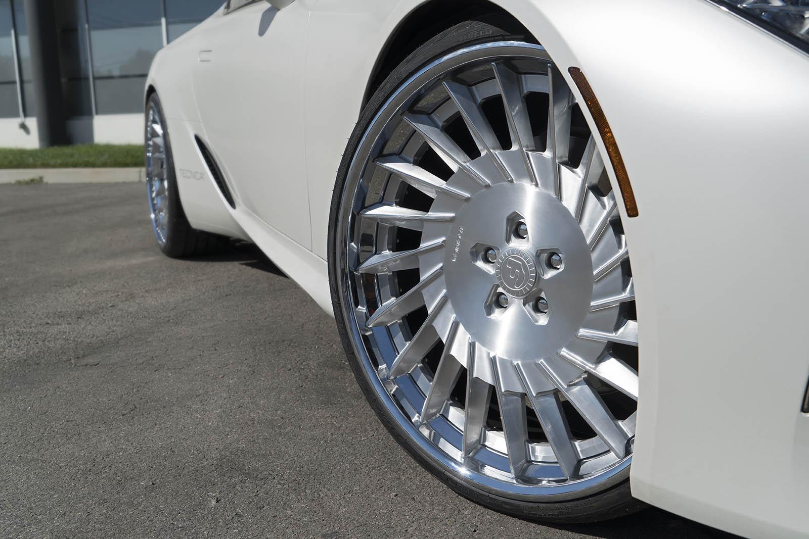 Lexus LC500 Tecnica Tec 3.3