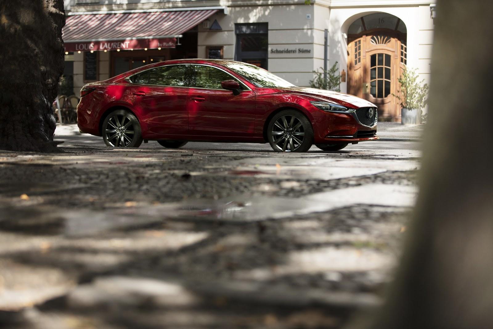 Mazda6 2019 Facelift