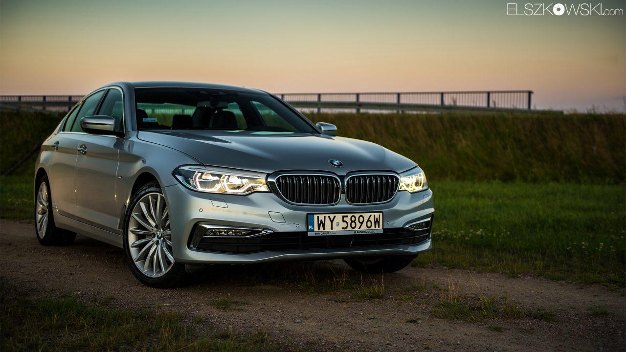 BMW 520d xDrive Luxury Line