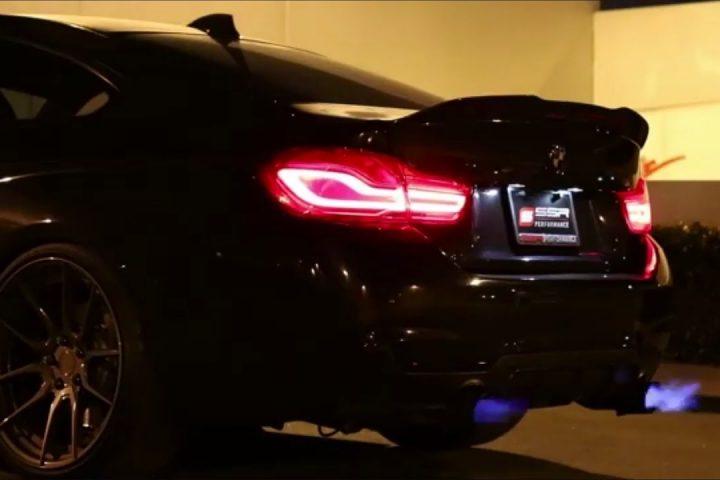 BMW 435i Armytrix