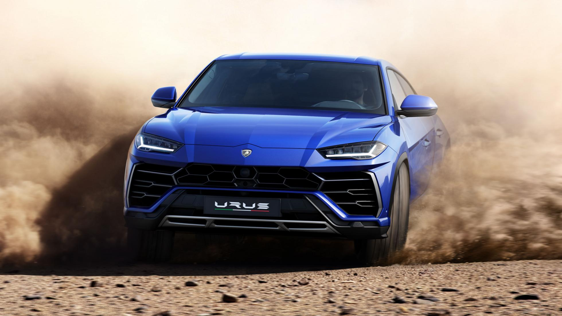 2018 Lamborghini Urus