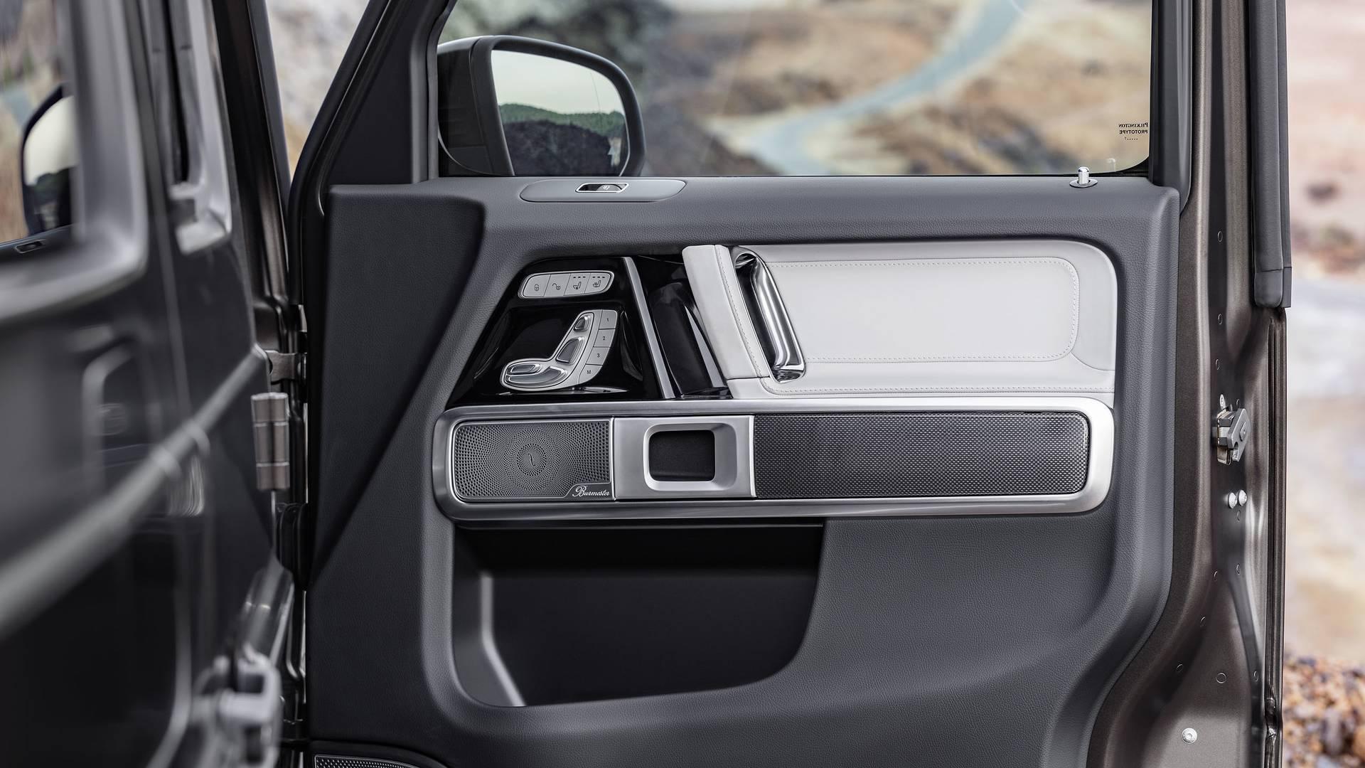 2019 Mercedes-Benz Klasy G