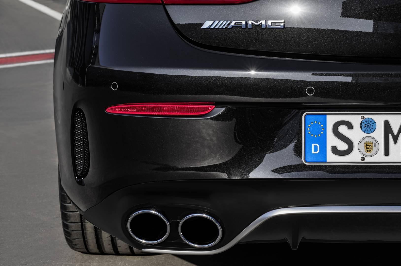 Mercedes-AMG E53 4MATIC+ Cabriolet