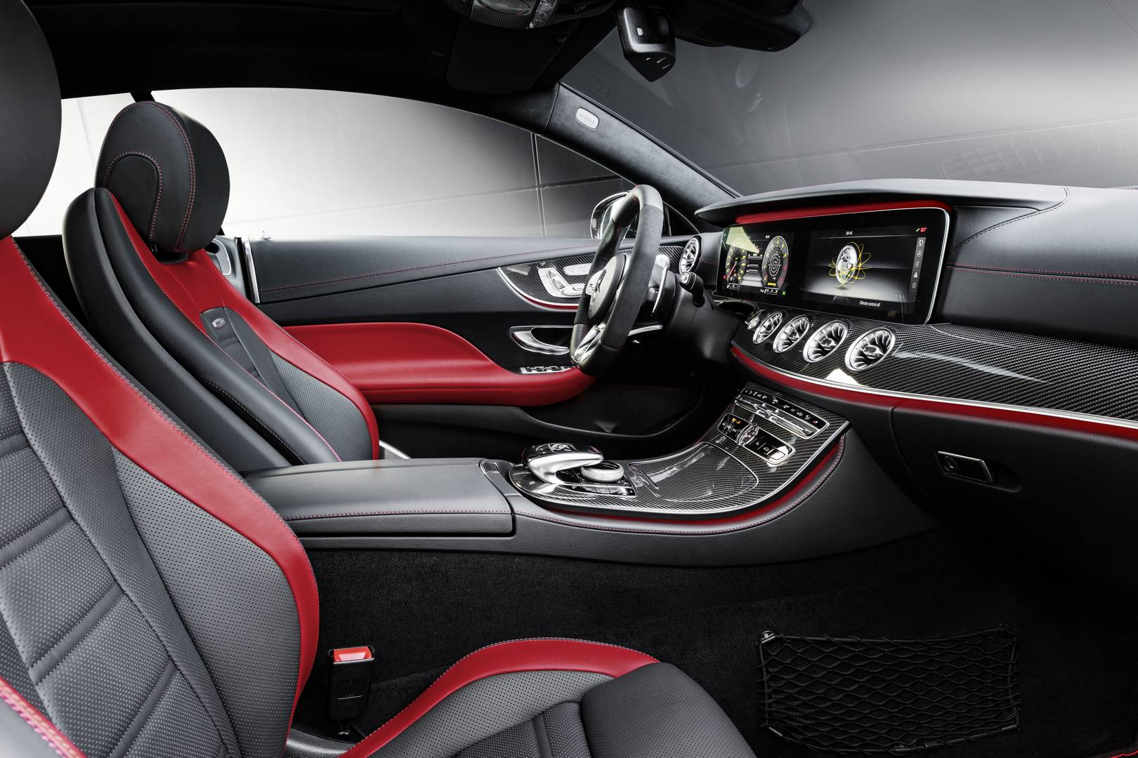 Mercedes-AMG E53 4MATIC+ Coupé