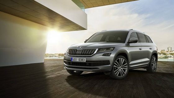2018 Skoda Kodiaq Laurin&Klement