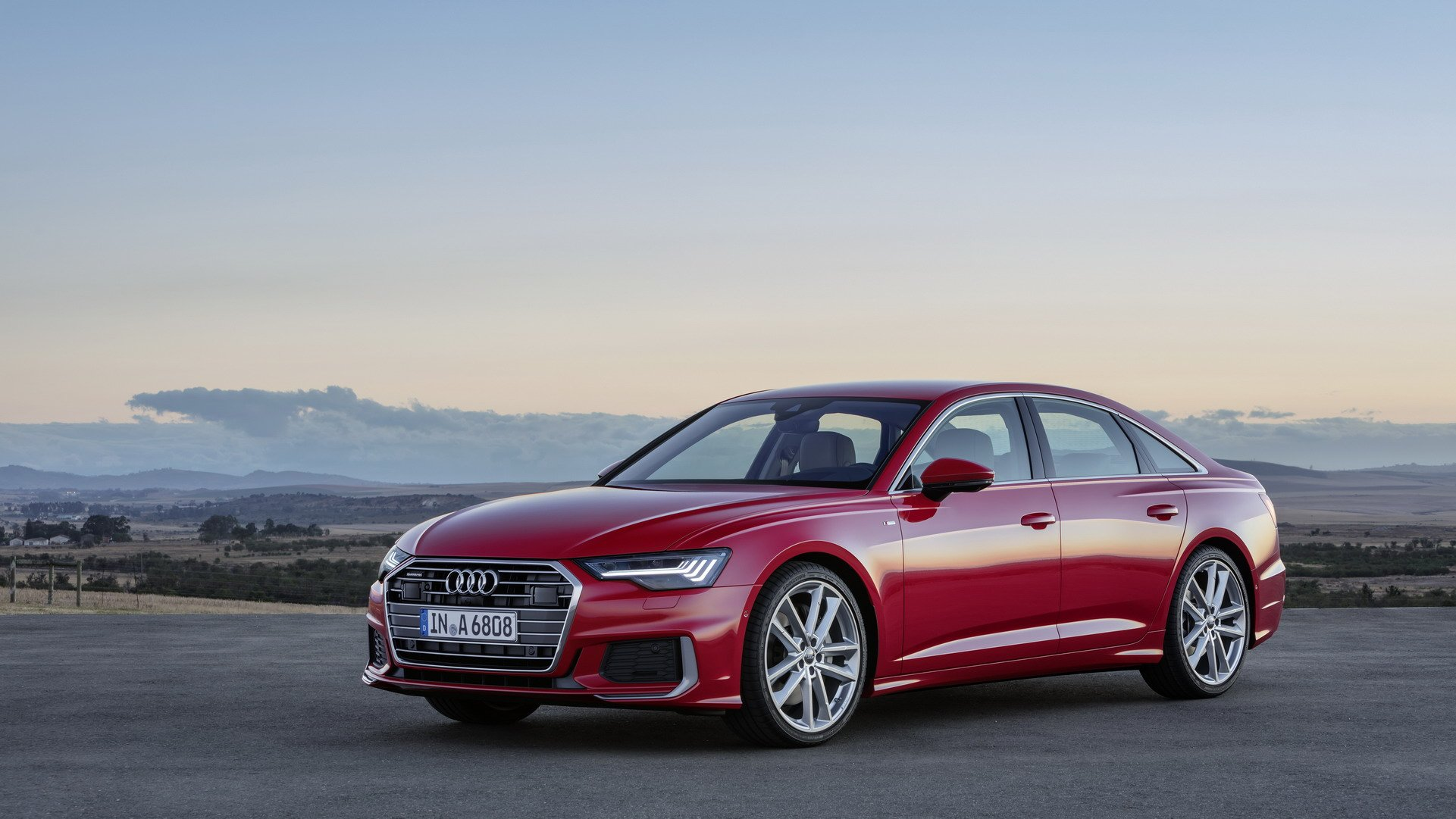 Nowe Audi A6 2019
