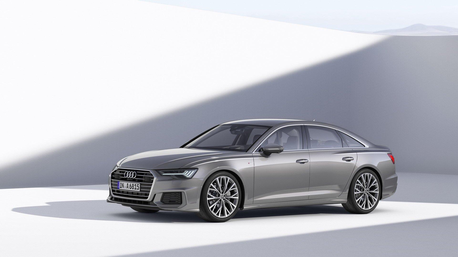 Nowe Audi A6 2019 oficjalnie [zdjęcia, dane techniczne ...