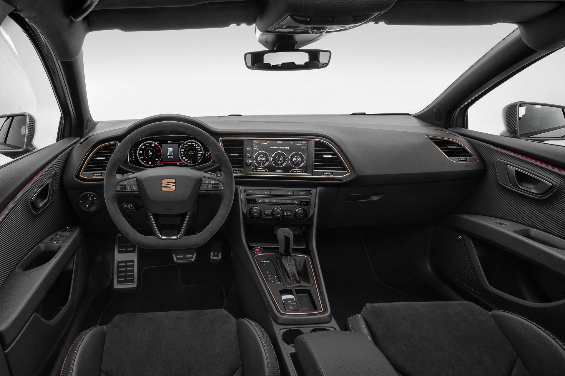 Seat Leon ST R CUPRA