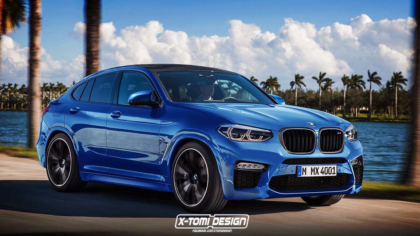 2019 BMW X4M