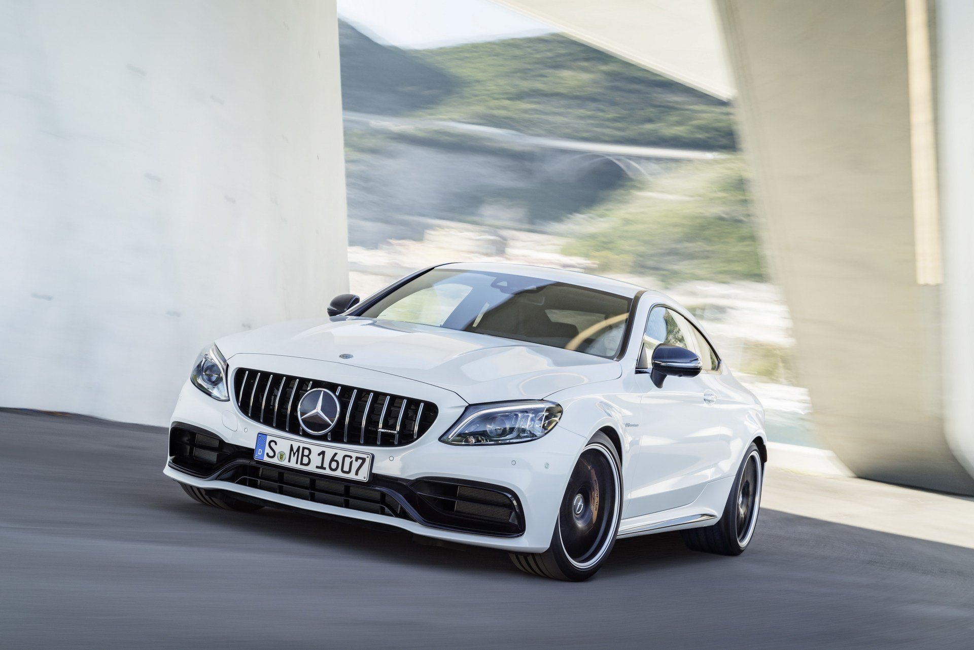 Mercedes-AMG C63S Coupe 2019 [facelifting]facelifting]
