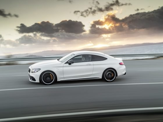 Mercedes-AMG C63S Coupe 2019 [facelifting]
