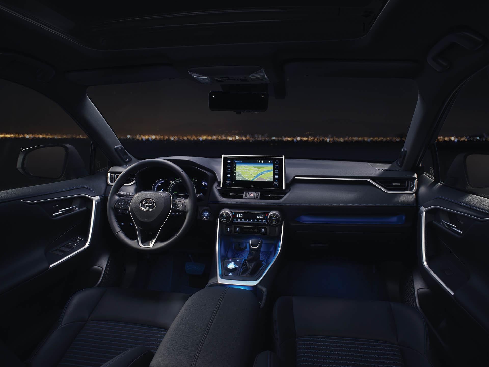 Nowa Toyota Rav4 2019 Piata Generacja Zdjecia Motofilm Pl