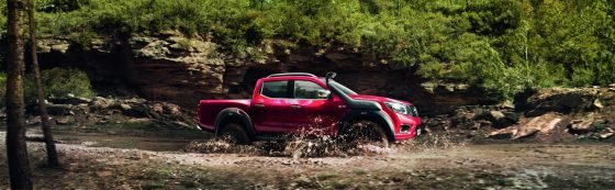 Nissan Navara AT32 Arctic Trucks