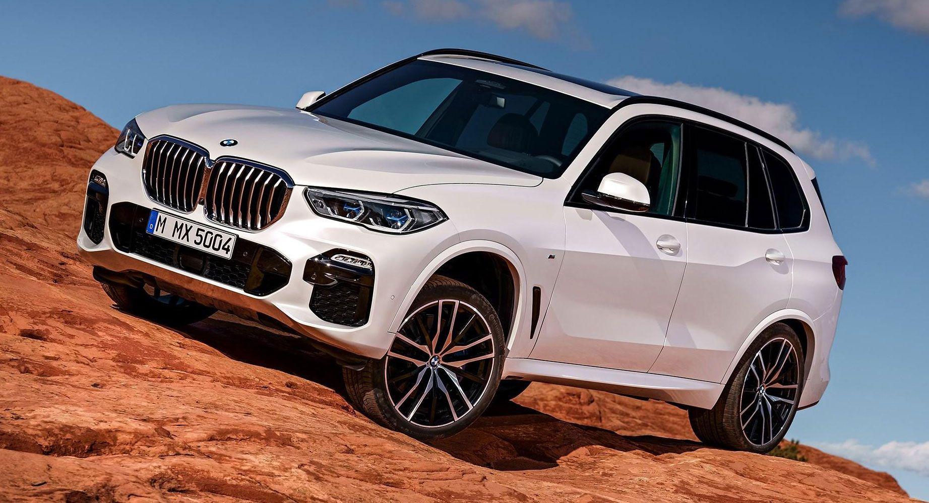 Nowe BMW X5 (G05) 2019