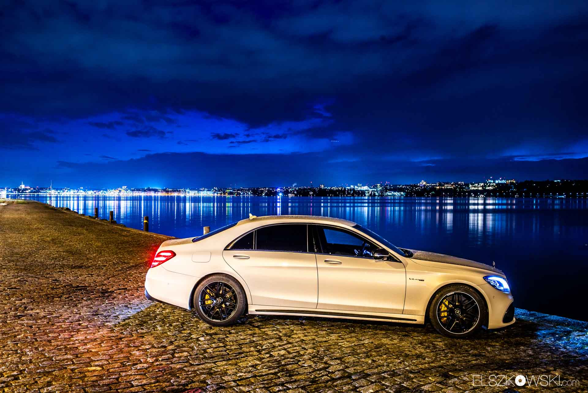 Mercedes-AMG S63 4MATIC+