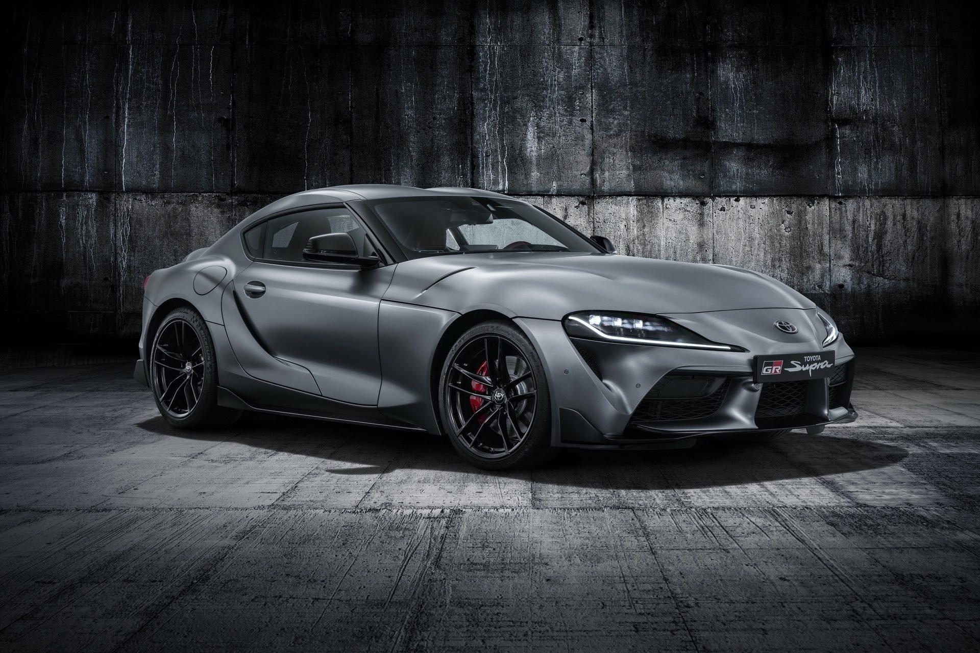 Toyota GR Supra 2019