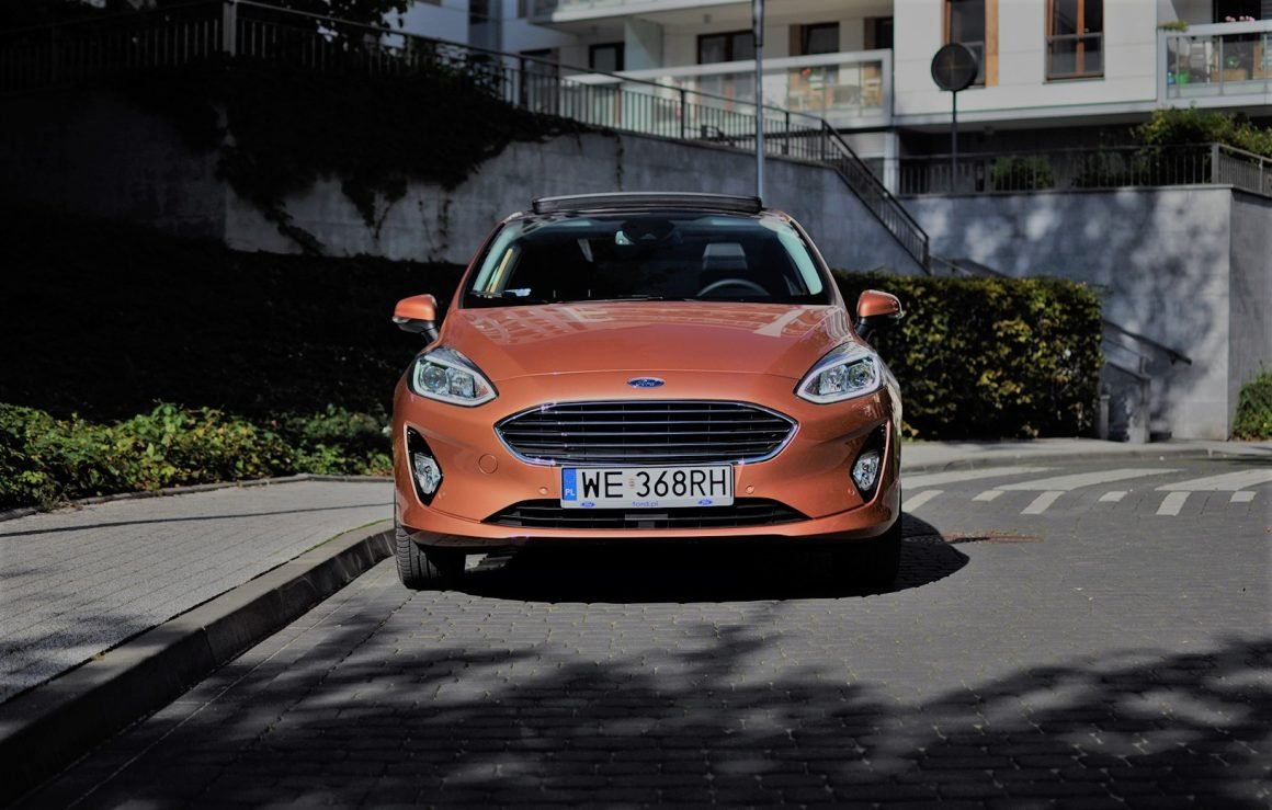 Ford Fiesta 1.0 EcoBoost 125