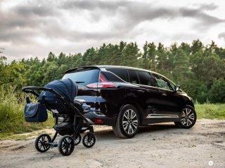 Renault Espace i wózek