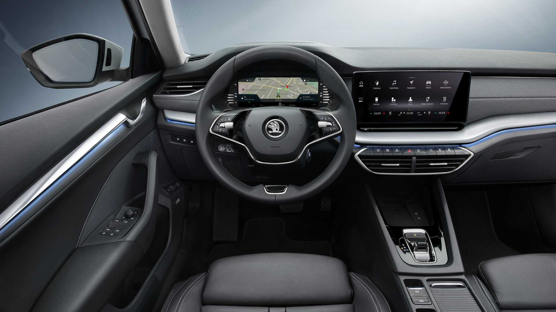 Skoda Octavia 2020 liftback