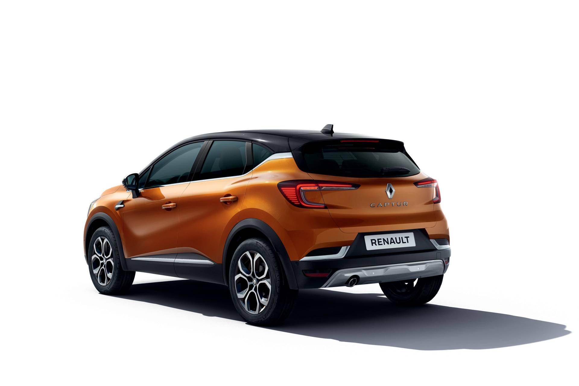 nowe Renault Captur 2020