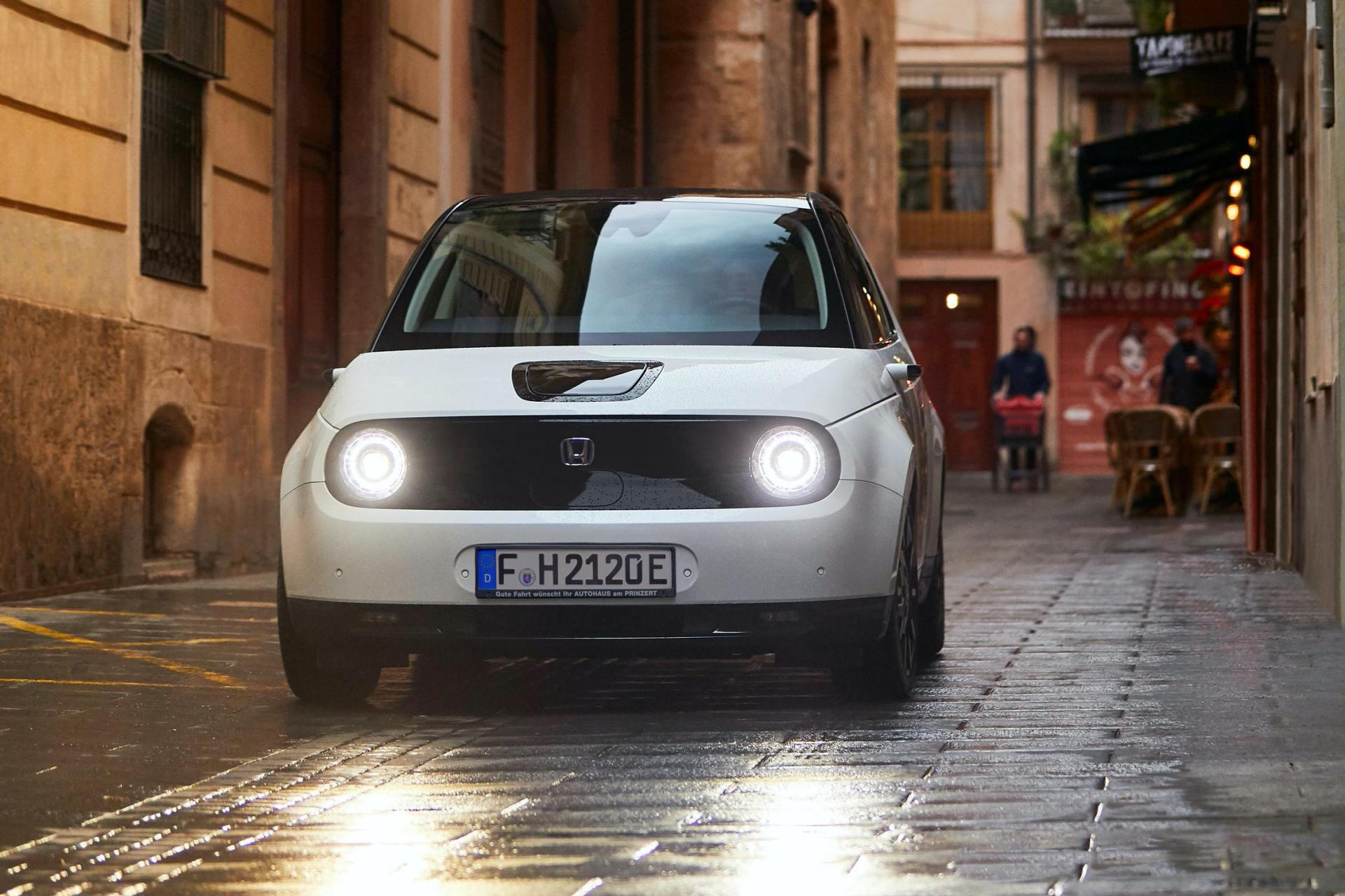 Honda E 2020 elektryczna