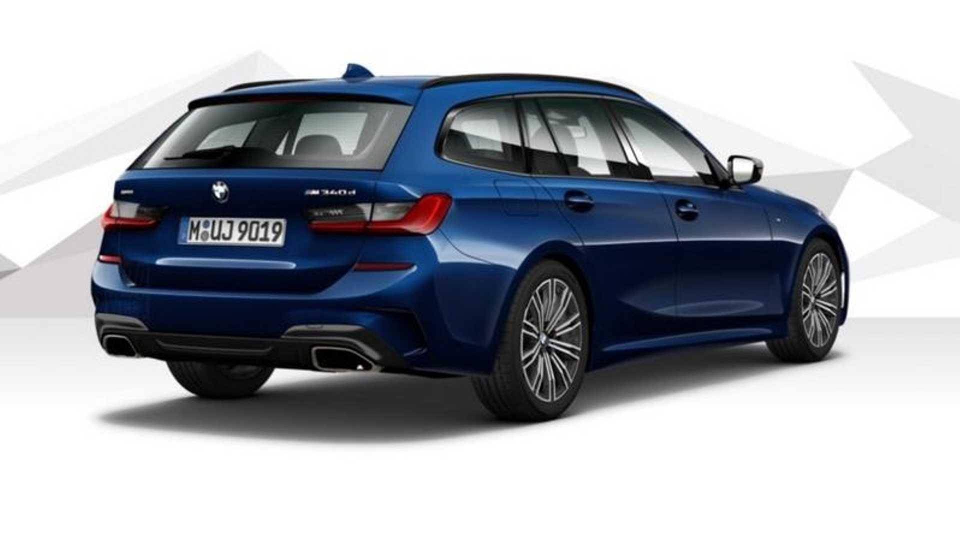 BMW M340d xDrive 2020 touring