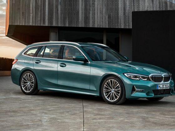 BMW 318i Touring 2020