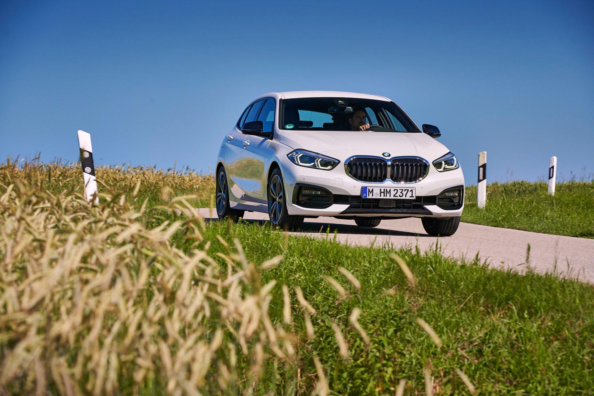 BMW 120d 2020