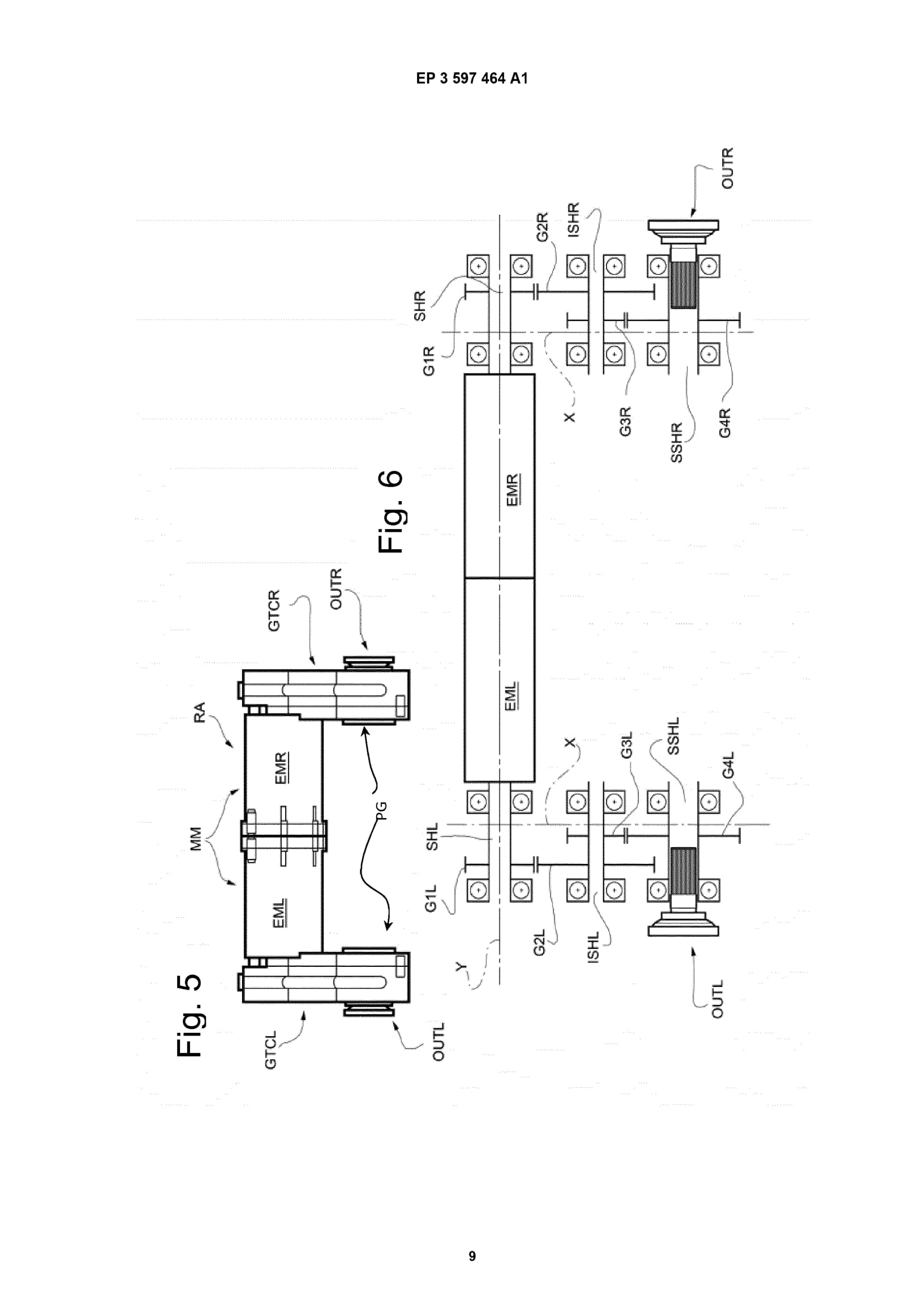 Elektryczne Ferrari patent