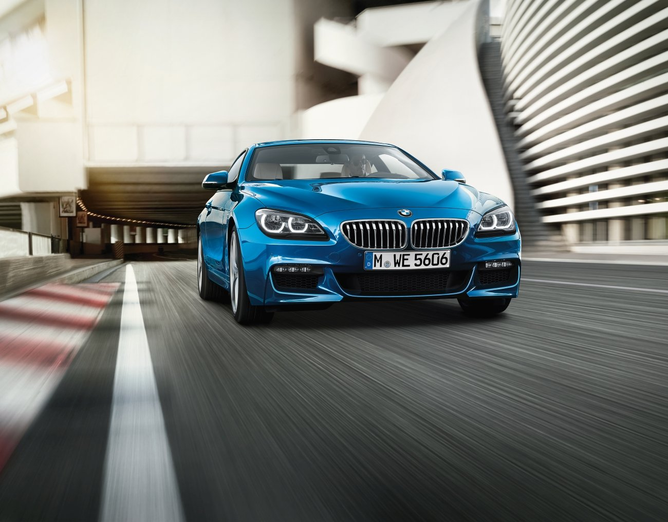 BMW serii 6 2016